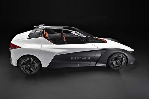 Nissan BladeGlider Galeri 01