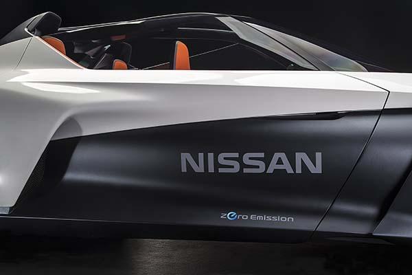 Nissan BladeGlider Galeri 05