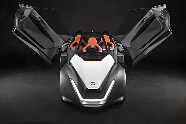 Nissan BladeGlider Galeri 10
