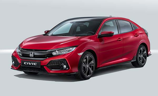 Yeni Honda Civic Hatchback 2017 001