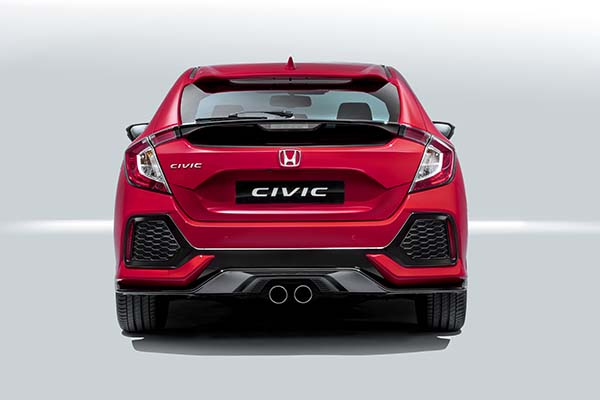 Yeni Honda Civic Hatchback 2017 005