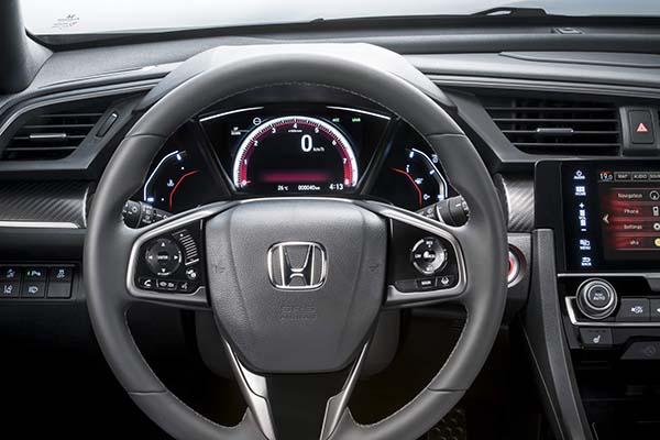 Yeni Honda Civic Hatchback 2017 007