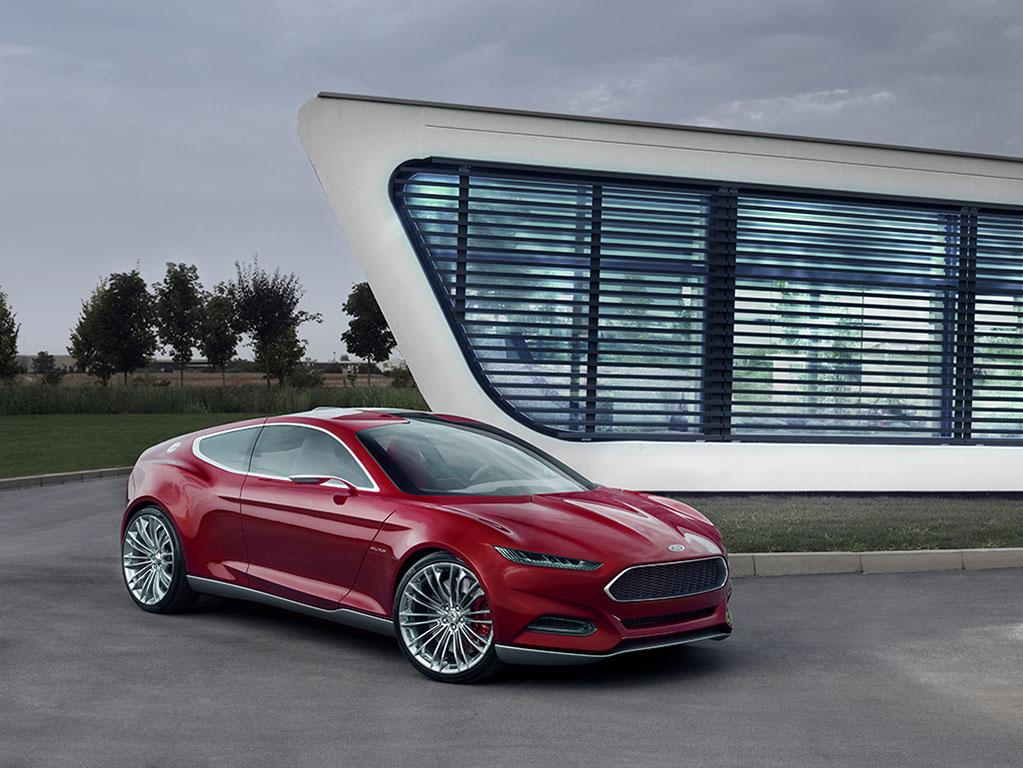 форд будущие модели #11