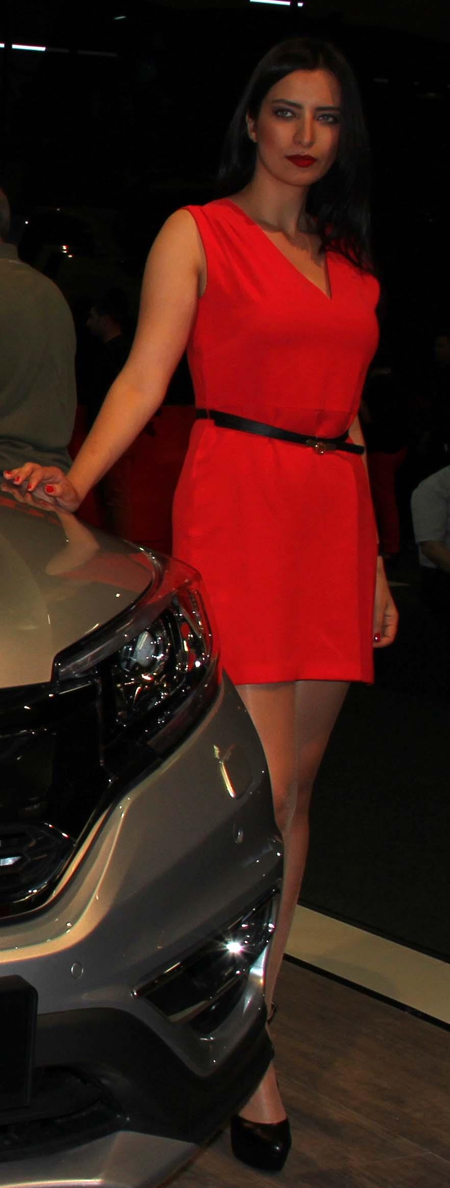 istanbul autoshow 2015 mankenler 13