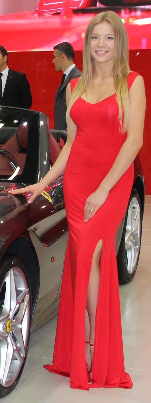 istanbul autoshow 2015 mankenler 14