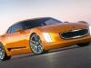 Kia GT4 Stinger Concept 2014