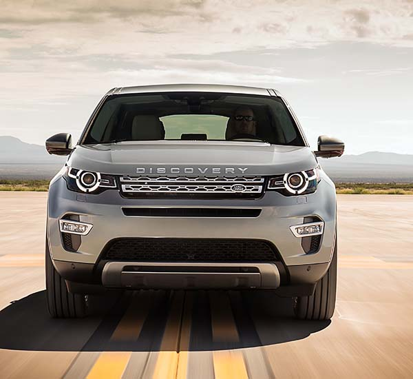 Galeri: Land Rover Discovery Sport 2015