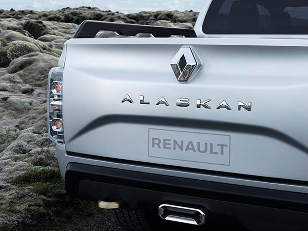 Renault Alaskan Pick-up Concept 01