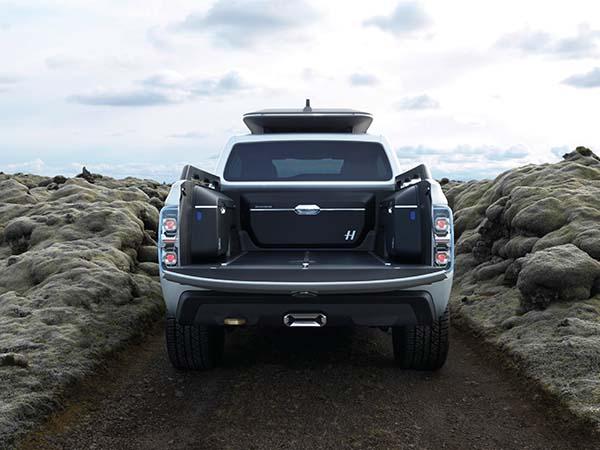 Renault Alaskan Pick-up Concept 04
