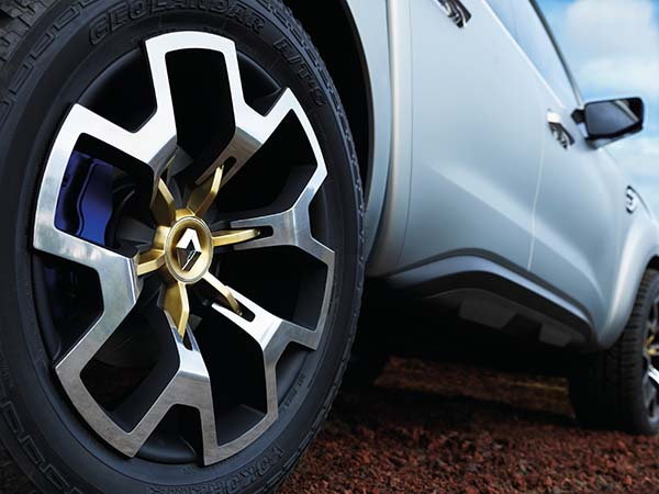 Renault Alaskan Pick-up Concept 05
