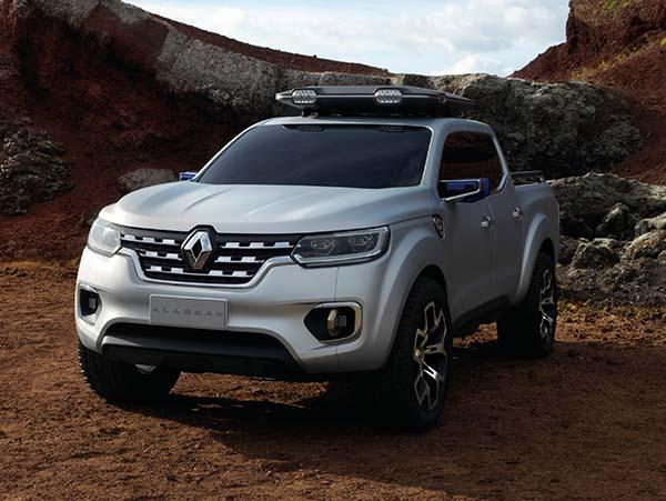 Renault Alaskan Pick-up Concept 06