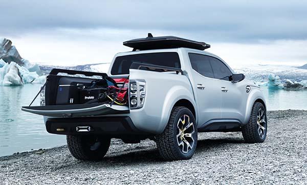 Renault Alaskan Pick-up Concept 07