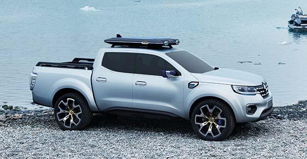 Renault Alaskan Pick-up Concept 08