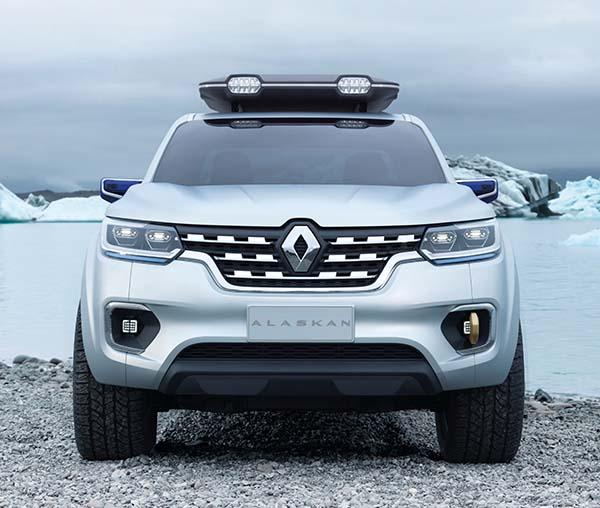 Renault Alaskan Pick-up Concept 10
