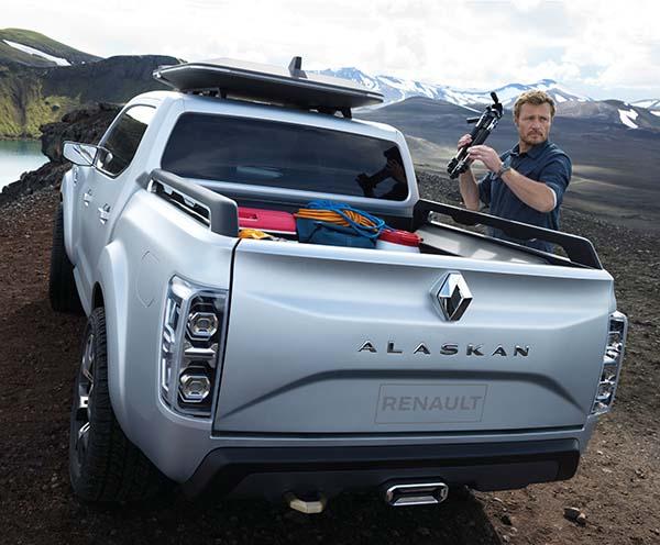 Renault Alaskan Pick-up Concept 12