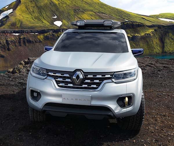 Renault Alaskan Pick-up Concept 13