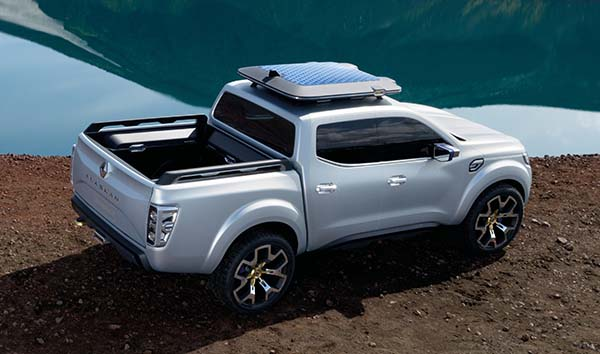 Renault Alaskan Pick-up Concept 14