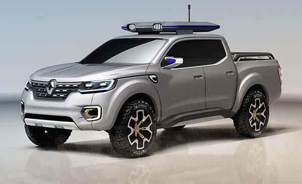 Renault Alaskan Pick-up Concept 15