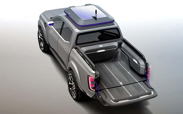 Renault Alaskan Pick-up Concept 16