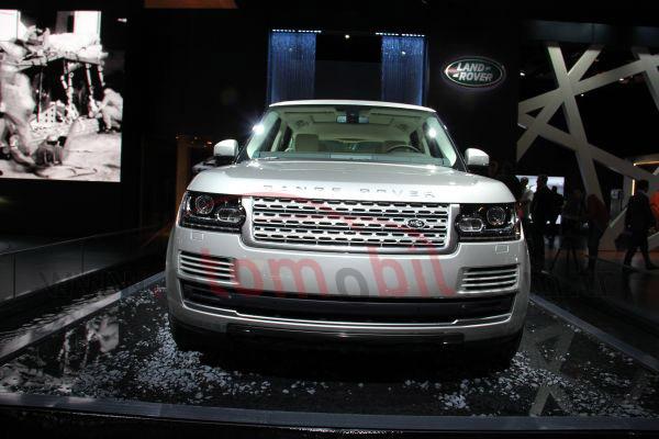 galeri yeni 2013 range rover paris otomobil fuar otomobil. Black Bedroom Furniture Sets. Home Design Ideas