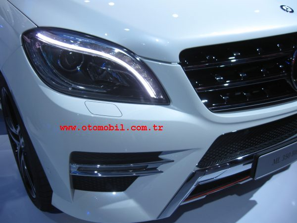 Video: Yeni nesil (2012) Mercedes-Benz ML