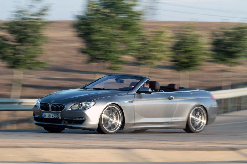 Video test: BMW 640i Cabrio