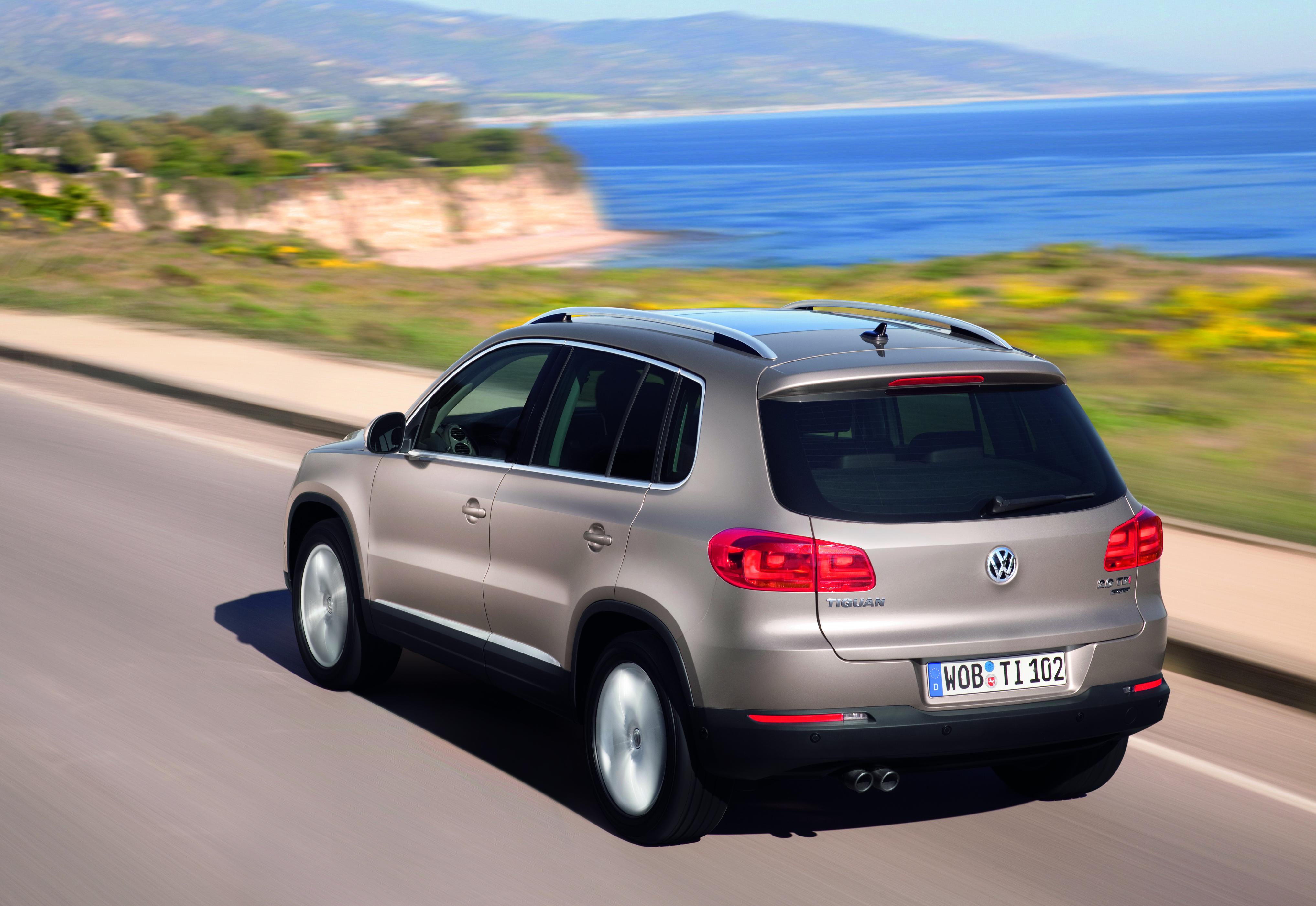 Makyajlı Volkswagen Tiguan satışa sunuldu