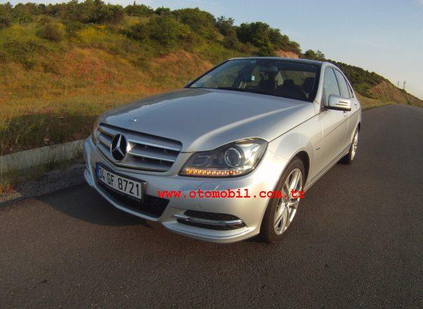 Video test: Yeni (2011) Mercedes-Benz C 180 BlueEFFICIENCY test (0-100 km/s, 100-0 km/s)
