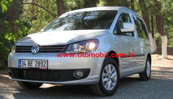 Yeni (2011) VW Caddy fiyatı belli oldu