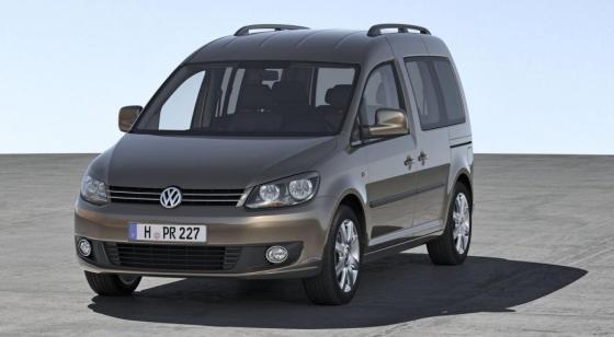 Yeni (2011) VW Caddy, 2010 sonunda Türkiye'de