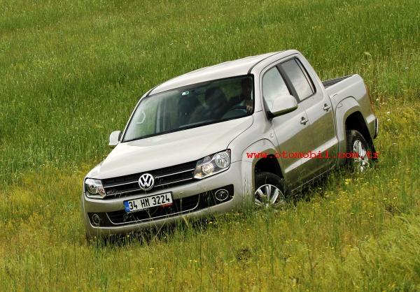 Video test: VW Amarok 2.0 TDI 4Motion Highline