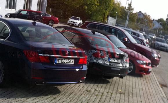 İşte kamuflajsız yeni BMW 3 Serisi Sedan