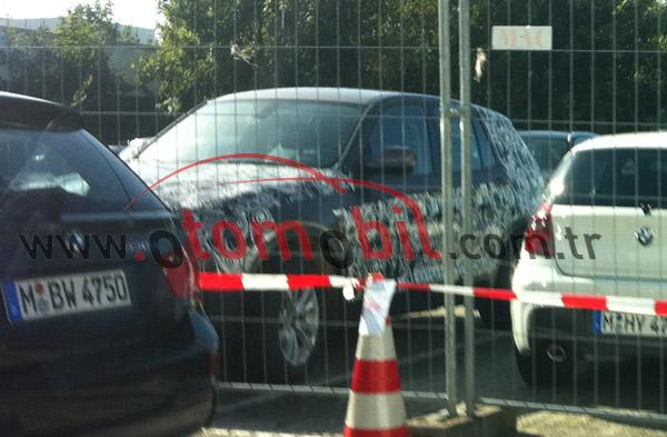 BMW X4'ün testleri devam ediyor