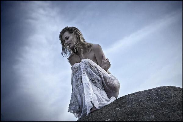 Galeri: Pirelli Takvimi 2012 Kamera Arkası
