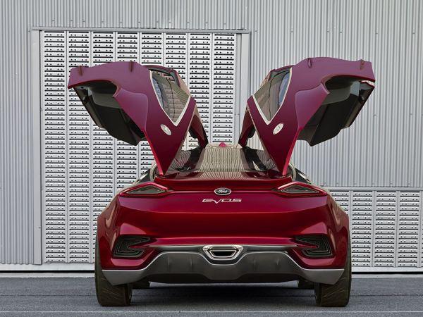 Galeri: Ford Evos Concept
