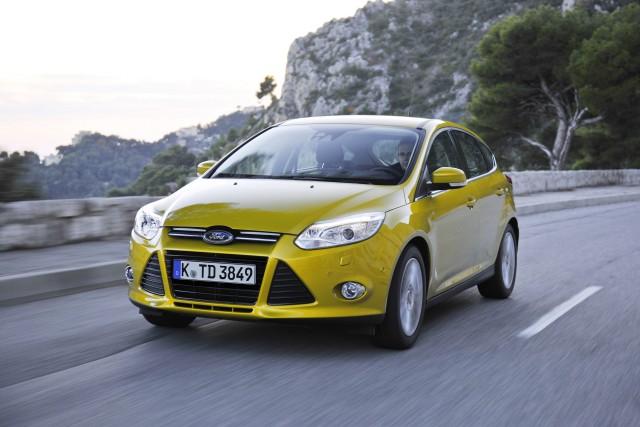 Yeni Ford Focus 1.6 lt PowerShift otomatik Türkiye'de