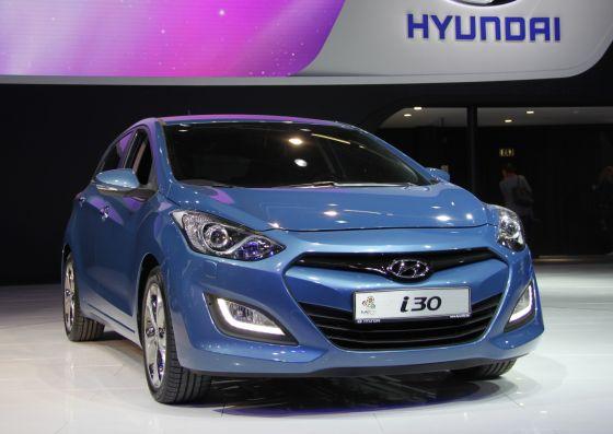 Yeni Hyundai i30 Frankfurt'ta tanıtıldı