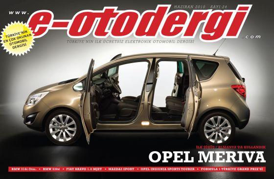 e-otodergi Ocak 2011 sayısı yayına girdi