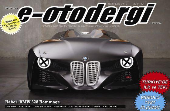 e-otodergi Haziran 2011 sayısı yayına girdi
