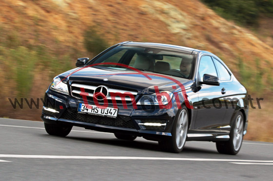 Test: Mercedes-Benz C 250 Coupe