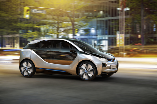 Galeri: BMW i3 Concept