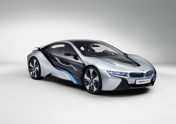 Galeri: BMW i8 Concept