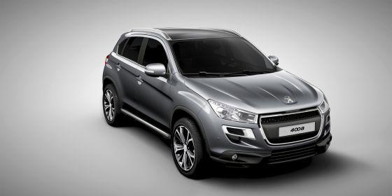 Galeri: Peugeot 4008