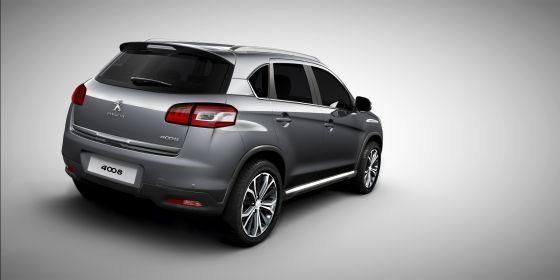 Peugeot'dan yeni bir 4x4: 4008