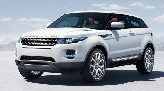Range Rover Evoque tanıtıldı