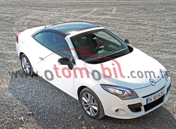 Test: Renault Megane CC 1.5 dCi EDC