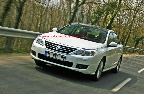 Video test: 2011 Renault Latitude 2.0 dCi BVA (otomatik) - 0-100 km/s, frenleme 100-0 km/s