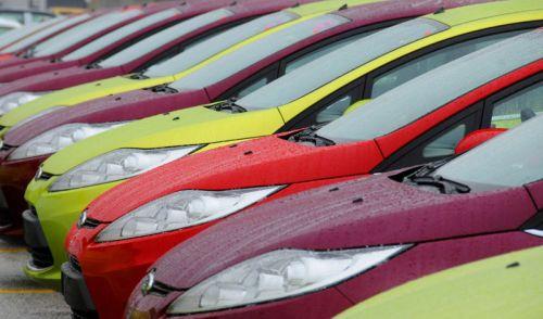 Avrupa otomobil pazarı yüzde 1 büyüdü