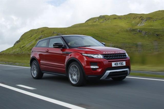 Video: Range Rover Evoque