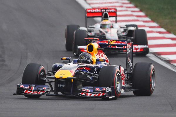 Red Bull Kore'de şampiyonlukları çiftledi
